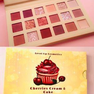"COPY - ""Cherries, Cream & Cake"" Eyeshadow Palette"